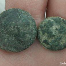 Monedas ibéricas: LOTE DE 2 SEMIS DE CASTULO.. Lote 296734553