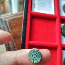 Monedas ibéricas: PEQUEÑO ÓBOLO DE MASSALIA. MARSELLA, FRANCIA. Lote 296877223