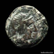 Monedas ibéricas: HISPANIA CORDOBA SEMIS ÉPOCA DE JULIO CÉSAR. VENUS / CUPIDO (5860). Lote 297150918
