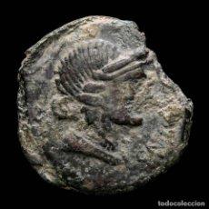 Monedas ibéricas: HISPANIA CORDOBA SEMIS ÉPOCA DE JULIO CÉSAR. VENUS / CUPIDO (5870). Lote 297151108