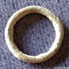 Monedas ibéricas: PRE MONEDA CELTA ANULAR SIGLO II-IV D.C. Lote 297281003