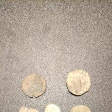 Monedas ibéricas: MONEDAS SIN IDENTIFICAR. Lote 297357373