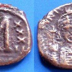 Monedas Imperio Bizantino: MONEDA DE UN FOLLIS DE JUSTINIAN I. Lote 26273749
