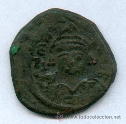 ENORME MONEDA BIZANTINA (Numismática - Periodo Antiguo - Imperio Bizantino)