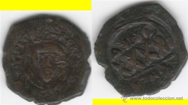 BIZANCIO: FOCAS --- FOLLIS (Numismática - Periodo Antiguo - Imperio Bizantino)