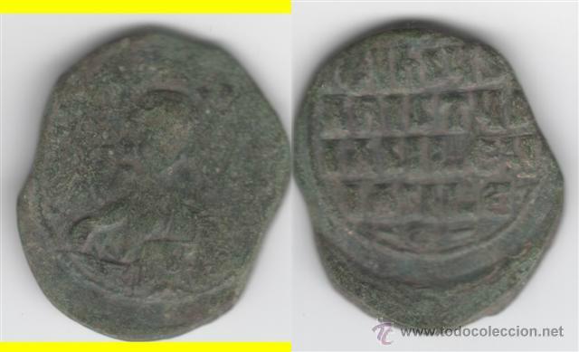BIZANCIO: CONSTANTINO VIII - CONSTANTINOPLA --- FOLLIS (Numismática - Periodo Antiguo - Imperio Bizantino)