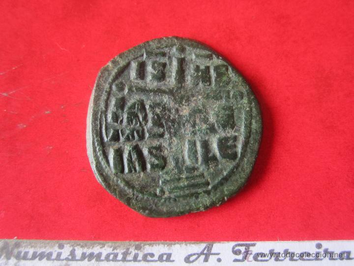 Monedas Imperio Bizantino: I. Bizantino. follis de Romano III. #mn - Foto 2 - 49163993