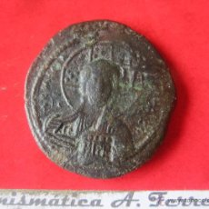 Monedas Imperio Bizantino: I. BIZANTINO. FOLLIS DE BASILEO II Y CONSTANTINO VII. #MN. Lote 49164040