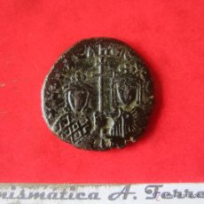 Monedas Imperio Bizantino: I. BIZANTINO. 1/2 FOLLIS DE CONSTANTINO VII Y ROMANO I ZOES. #MN. Lote 49164113