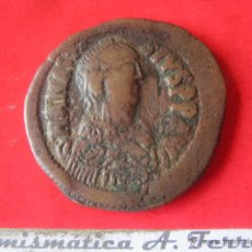 Monedas Imperio Bizantino: I. BIZANTINO. FOLLIS DE ANASTASIO I. 491/518. #MN. Lote 49164935