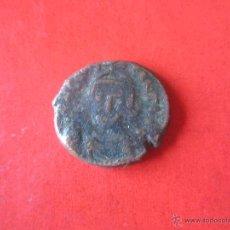 Monedas Imperio Bizantino: IMPERIO BIZANTINO. 1/2 FOLLIS DE CONSTANTE II. #MN. Lote 142845824
