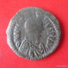 Monedas Imperio Bizantino: IMPERIO BIZANTINO. 1/2 FOLLIS DE ANASTASIO I. 491/518. #MN. Lote 57852370