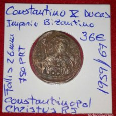 Monedas Imperio Bizantino: IMPERIO BIZANTINO - CONSTANTINO X - 1059 / 1067 - CONSTANTINOPOL. Lote 65301427