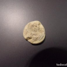 Monedas Imperio Bizantino: BONITO SELLO DE PLOMO PARA DOCUMENTO SIGLO V -X D.C. JESUCRISTO PROCEDENCIA SUBASTAS AUREO BARCELONA. Lote 66318858