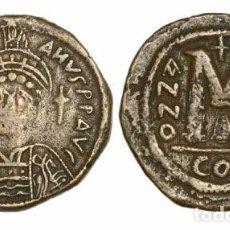 Monedas Imperio Bizantino: IMPERIO BIZANTINO-FOLLIS-JUSTINIAN I (527-565). Lote 73816571