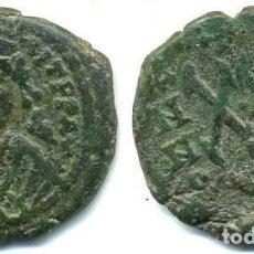 Monedas Imperio Bizantino: TIBERIO II, AÑOS 581/582 AÑO XX, 22 M/M. Lote 75816207