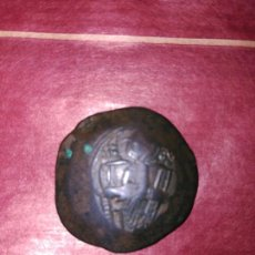 Monedas Imperio Bizantino: EXCELENTE COPA MONEDA BIZANTINA ASPROM TRACHY ISAAC II ANGELUS 1185-1195 DC. Lote 81071850