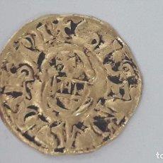 Monedas Imperio Bizantino: MONEDA VISIGODA MUY RARA ORO 24 KILATE. Lote 94629919