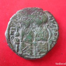 Monedas Imperio Bizantino: IMPERIO BIZANTINO. FOLLIS DE JUSTINO II Y SOPHIA. 565/578. Lote 97225155