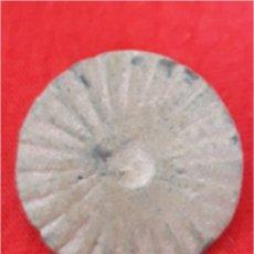 Monedas Imperio Bizantino: BOTON VISIGODO DE BRONCE. Lote 100146238