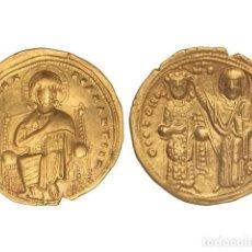 Monedas Imperio Bizantino: MONEDAS BIZANTINAS, HISTAMENON NOMISMA., CONSTANTINOPLA.. Lote 102911203