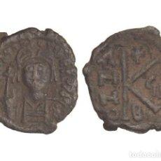 Monedas Imperio Bizantino: MONEDAS BIZANTINAS, 1/2 FOLLIS., CONSTANTINOPLA.. Lote 102914760