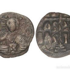 Monedas Imperio Bizantino: MONEDAS BIZANTINAS, FOLLIS.. Lote 102914772