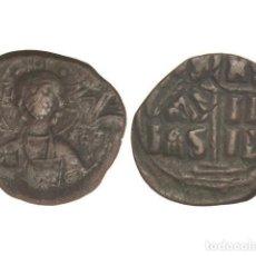 Monedas Imperio Bizantino: MONEDAS BIZANTINAS, FOLLIS.. Lote 102914780