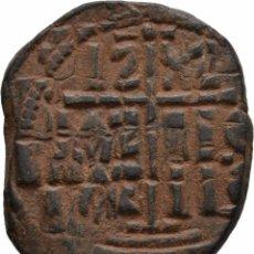 Monedas Imperio Bizantino: IMPERIO BIZANTINO! ANONIMO, 970-1092! MBC/EBC- FOLLIS! AÑO 1028-1034! REF. SEAR 1823!. Lote 103886063