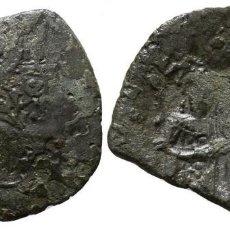 Monedas Imperio Bizantino: IMPERIO BIZANTINO! PALEÓLOGOS! BRONZE TRACHY 3,10 G / 25 MM. Lote 109215147