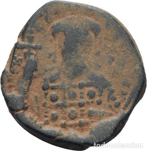 Monedas Imperio Bizantino: IMPERIO BIZANTINO! MIGUEL VII DUCAS 1071-1078! FOLLIS! MBC+ - Foto 2 - 114017847