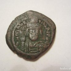 Monedas Imperio Bizantino: MONEDA BIZANTINA DEL EMPERADOR MAURICIO -TIBERIO. Lote 122235827