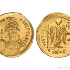 Monedas Imperio Bizantino: MONEDAS BIZANTINAS, SÓLIDO., CONSTANTINOPLA.. Lote 138762394