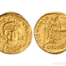 Monedas Imperio Bizantino: MONEDAS BIZANTINAS, SÓLIDO., THEOUPOLIS.. Lote 138762402