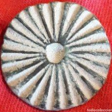 Monedas Imperio Bizantino: BOTÓN DE BRONCE. Lote 145465288