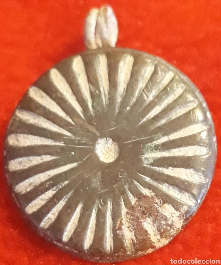 BOTON DE BRONCE (Numismática - Periodo Antiguo - Imperio Bizantino)