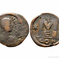 Monedas Imperio Bizantino: RARA MONEDA ROMANA GRIEGA BIZANTINA REF 842. Lote 146148176
