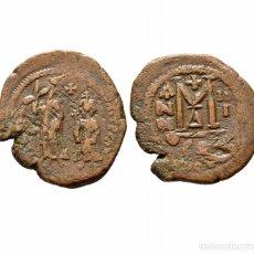 Monedas Imperio Bizantino: RARA MONEDA ROMANA GRIEGA BIZANTINA REF. Lote 146152656