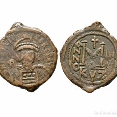Monedas Imperio Bizantino: RARA MONEDA ROMANA GRIEGA BIZANTINA REF 4226. Lote 146152792