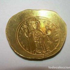 Monedas Imperio Bizantino: HISTAMENON NOMISMA DE ORO BIZANTINA- IMPERIO BIZANTINO CONSTANTINO X (1059 - 1069 ). Lote 147625682