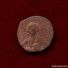 Monedas Imperio Bizantino: FOLLIS DE BRONCE. AÑOS 989-1028. TIPO A2 POR MARGARET THOMPSON. Lote 148004862