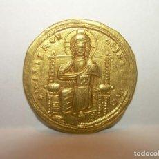 Monedas Imperio Bizantino: MONEDA BIZANTINA DE ORO....STAMENON NOMISMA...ROMANUS III..(1028-1034)..CONSTANTINOPLA.. Lote 149512970