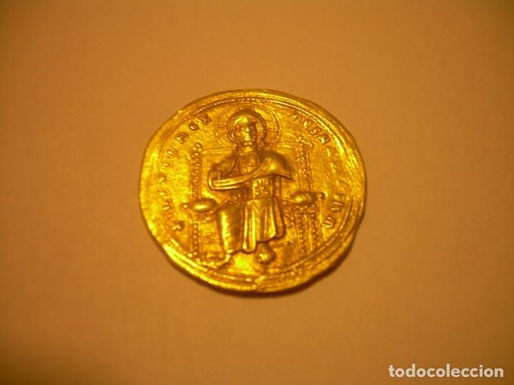 Monedas Imperio Bizantino: MONEDA BIZANTINA DE ORO....STAMENON NOMISMA...ROMANUS III..(1028-1034)..CONSTANTINOPLA. - Foto 10 - 149512970