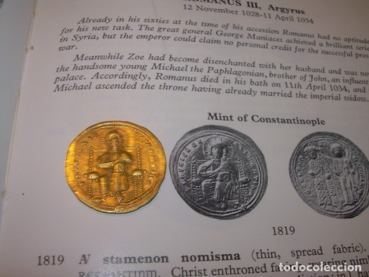 Monedas Imperio Bizantino: MONEDA BIZANTINA DE ORO....STAMENON NOMISMA...ROMANUS III..(1028-1034)..CONSTANTINOPLA. - Foto 22 - 149512970