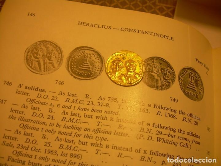 Monedas Imperio Bizantino: MONEDA DE... ORO... BIZANTINA.....SOLIDO HERACLIO (610-641). - Foto 11 - 149691030