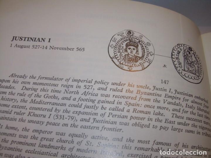 Monedas Imperio Bizantino: MONEDA DE... ORO... BIZANTINA.....SOLIDO JUSTINIANO I....(527-565)...CONSTANTINOPLA. - Foto 10 - 149691270