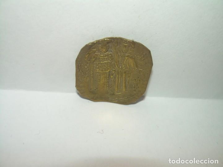 Monedas Imperio Bizantino: MONEDA DE.....(ELEKTRON).. BIZANTINA....JOHN III...(1222-1254)....HYPERPYRON..MAGNESIA - NICEA... - Foto 5 - 149691626
