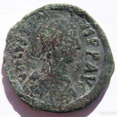 Monedas Imperio Bizantino: JUSTINUS I. FOLLIS. CONSTANTINOPLA 518-527 DC. Lote 150751094