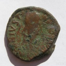 Monedas Imperio Bizantino: JUSTINUS I. FOLLIS. CONSTANTINOPLA 518-527 DC. Lote 150751198
