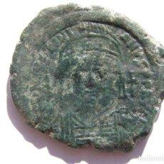 Monedas Imperio Bizantino: JUSTINIANO I. FOLLIS. CONSTANTINOPLA 527-565 DC. Lote 150751570